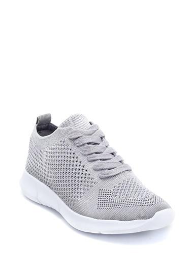 Derimod Kadın Ayakkabı(602804-Hysk-001) Spor Gri